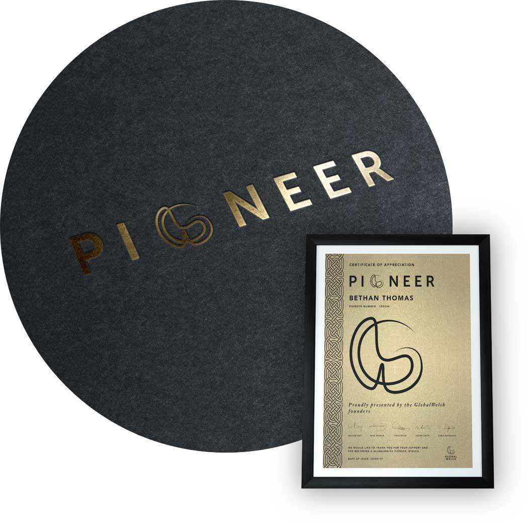 GlobalWelsh Pioneer
